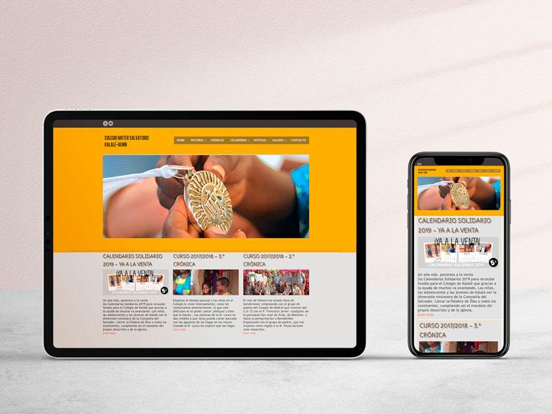 Diseño de una nueva Web