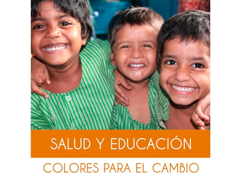 Roll up para Fundación Colores de Calcuta