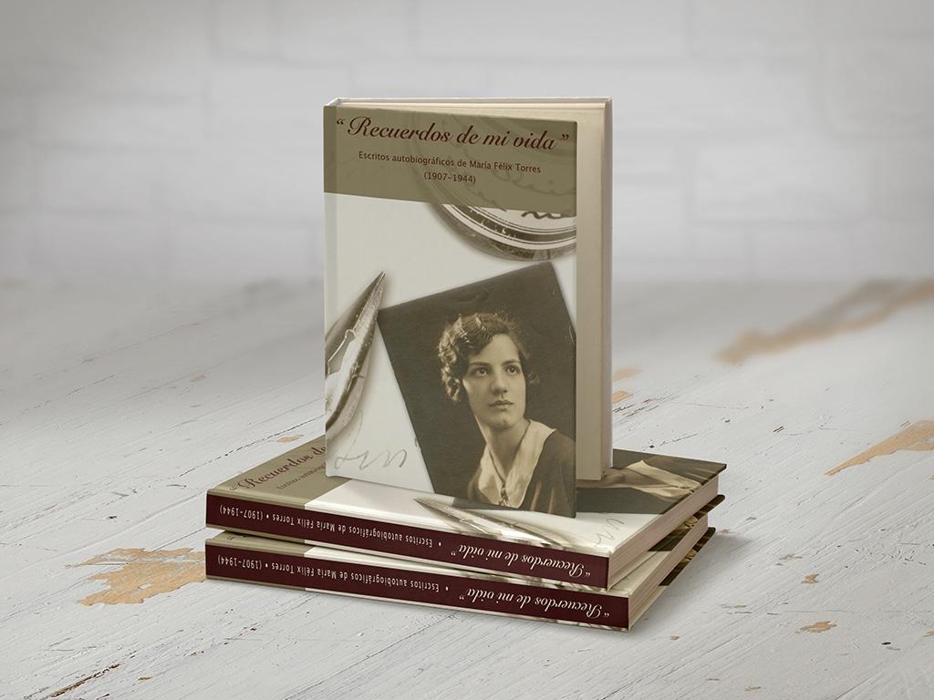 Diseño de Libro biográfico – Madre María Félix