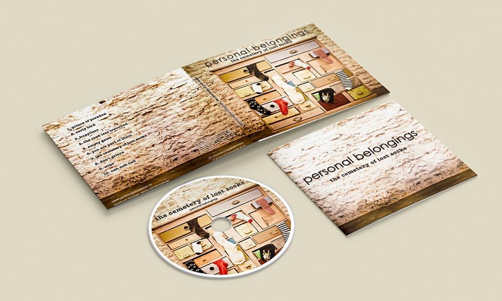 CD Musical – Personal Belongings